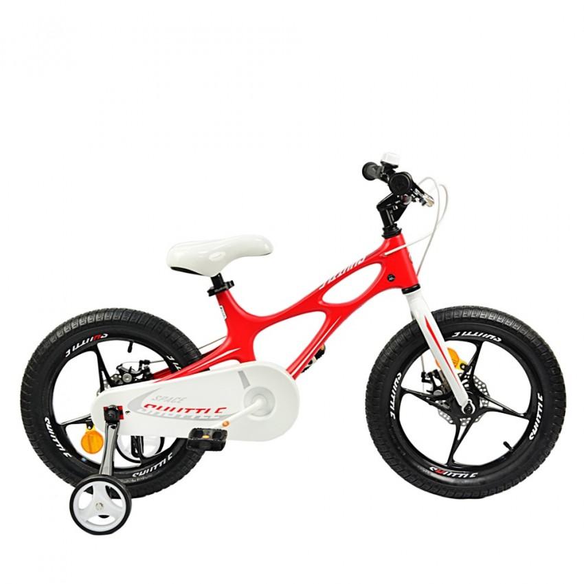 "Велосипед RoyalBaby SPACE SHUTTLE, 18"", Красный"