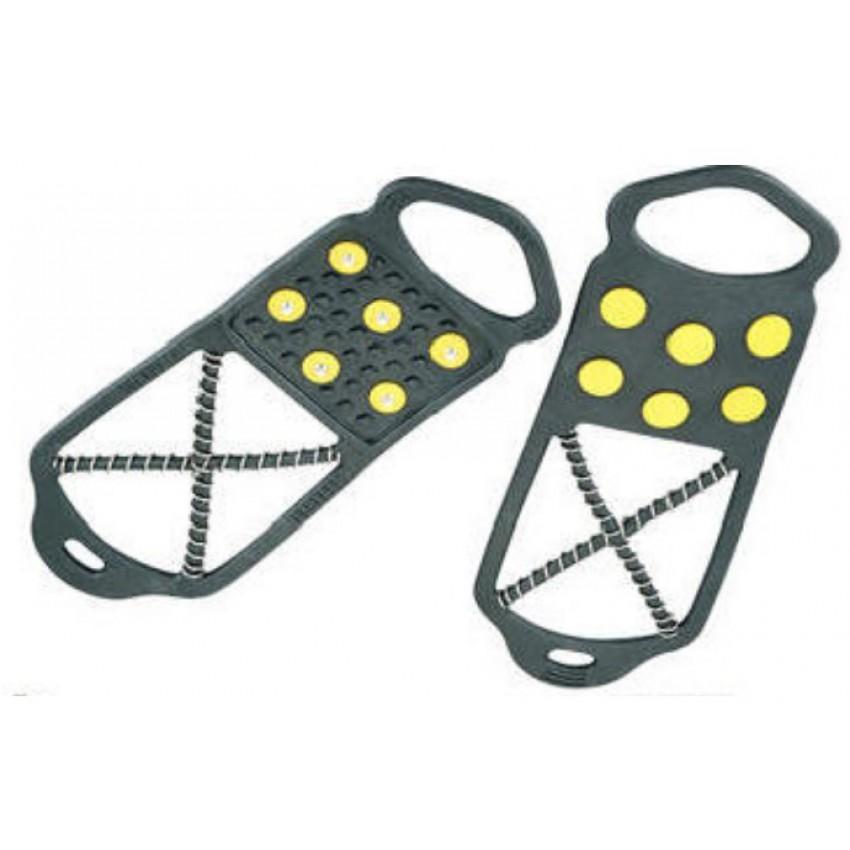 Ледоступы ArtiMate JH 209 двойного сцепления размер L (39-46 размер обуви) черный
