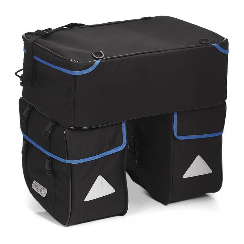 Сумка на багажник XLC BA-S15 'Traveller', 53 л