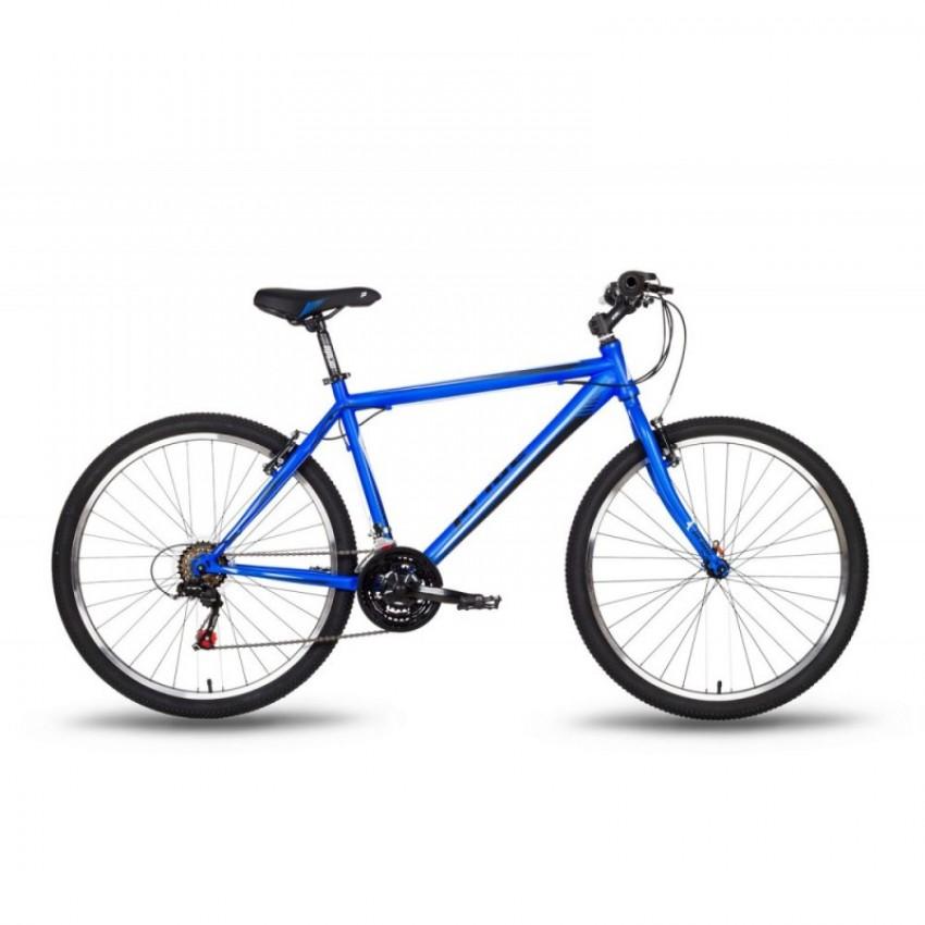 Велосипед PRIDE XC-1.0 26'' сине-черный