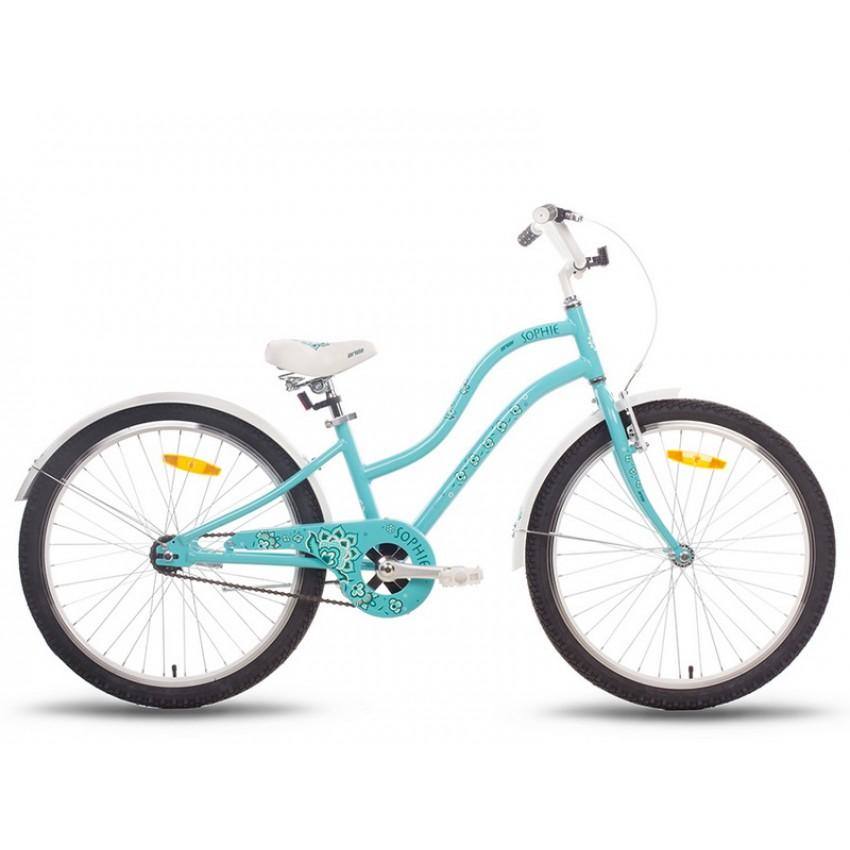 "Велосипед PRIDE SOPHIE 24"" бирюзовый"