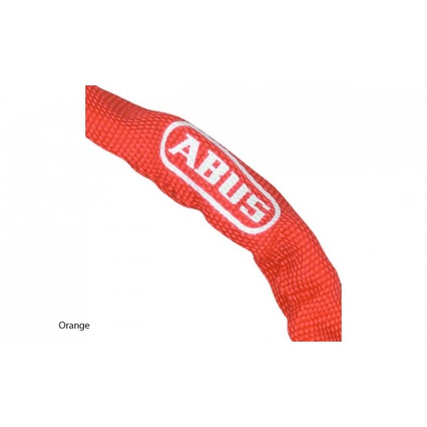 Велозамок ABUS Web 1500/60 цепной оранжевый