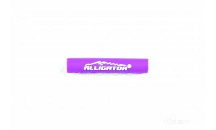 Защита рамы от трения рубашек Alligator Sawtooth (5 мм) фиолетовый