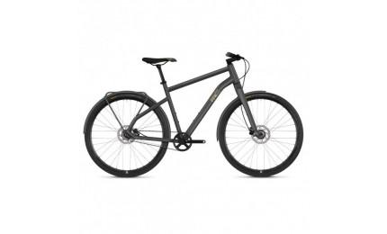 """Велосипед Ghost Square Urban 3.8 28"""" Серый/коричневый/черный M"""