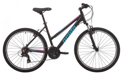 "Велосипед 26"" Pride STELLA 6.1 рама - L черный 2019"
