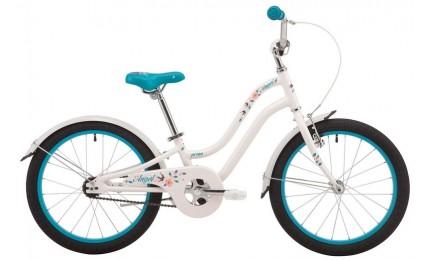 "Велосипед 20"" Pride Angel белый 2019"