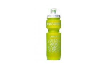 Фляга Onride Tanami 800 ml прозрачно-зелёный, с колпачком