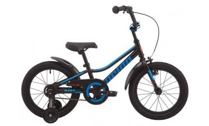 """Велосипед 16"""" Pride FLASH 16 черный 2019"""
