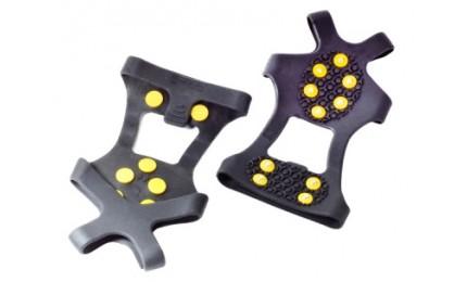 Ледоступы ArtiMate JH 227 размер XL (45-48 размер обуви) черный