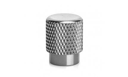 Колпачек на ниппель ONRIDE (AV) серебр. уп 2 шт