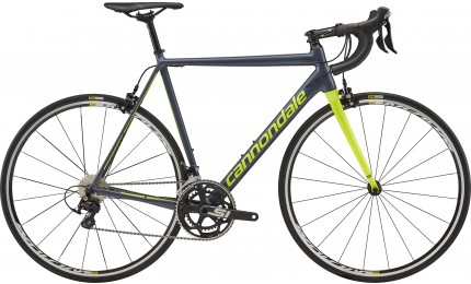"Велосипед 28"" Cannondale CAAD12 105 SLA рама - 54 см серо-синий 2018"