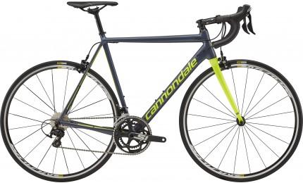 "Велосипед 28"" Cannondale CAAD12 105 SLA рама - 56 см серо-синий 2018"