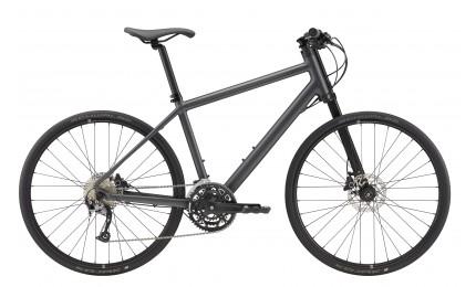"Велосипед 27,5"" Cannondale Bad Boy 3 BBQ рама - XL серый 2018"