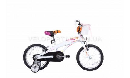 """Велосипед 16"""" Langtu KV01A(15) Белый"""