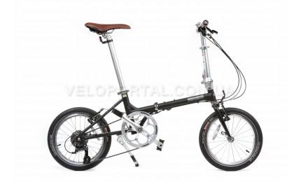 """Велосипед 16"""" Langtu QY018 Матовый Черный"""