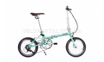 """Велосипед 16"""" Langtu QY018 Зеленый"""