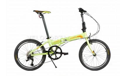 """Велосипед 20"""" Langtu KY028(16) Зеленый"""