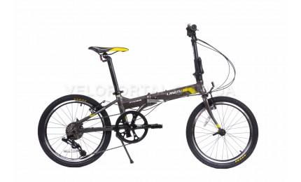 """Велосипед 20"""" Langtu KY028 Матовый/ Серый"""