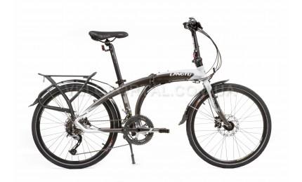 """Велосипед 20"""" Langtu KV9.2 Черный/ Белый"""