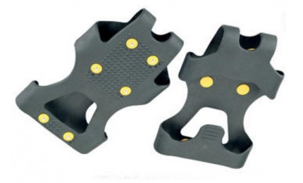 Ледоступы ArtiMate JH 201 размер S (33-38 размер обуви) черный