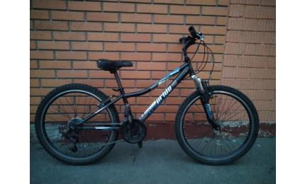 "Велосипед 24"" Pride BRAVE  синий Б/У"