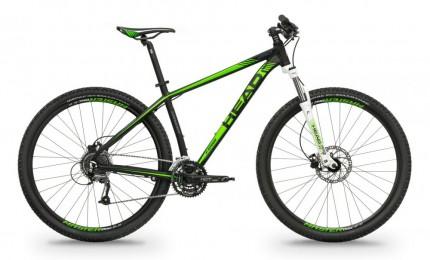 """Велосипед 29"""" Head Granger I bkm green 2019 рама - 47 см"""