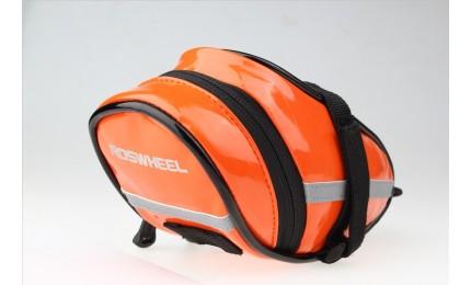 Сумка подседельная Roswheel 13660-H2 оранжевый