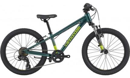 "Велосипед 20"" Cannondale TRAIL BOYS OS 2020 EMR, смарагдовий"
