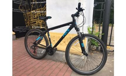 """Велосипед 27,5"""" Pride Marvel 7.1 рама -  L черно-синий 2020 Б/У"""