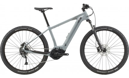 "Электровелосипед Cannondale Trail Neo 3 29"" Серый M"