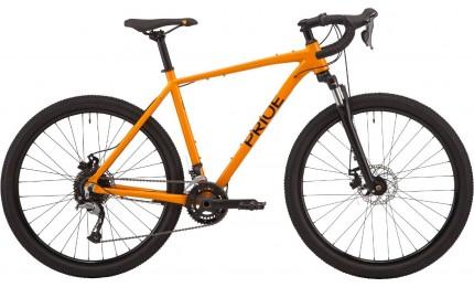 """Велосипед Pride Ram 7.2 27,5"""" Желтый M"""
