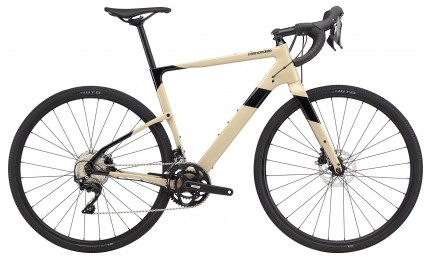 """Велосипед Cannondale Topstone Carbon 28"""" Бежевый/черный XL"""