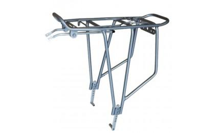 Багажник ONRIDE Cargo 26˝-29˝ для дискових гальм сріблястий