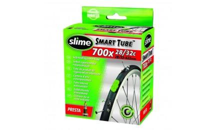 """Камера антипрокольная Slime 28"""" 700x28/35 с жидкостью FV"""