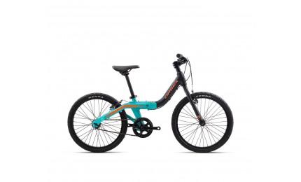 Велосипед Orbea GROW 2 1V 2019 Black - Jade - Green