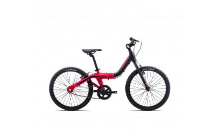 Велосипед Orbea GROW 2 1V 2019 Black - Red