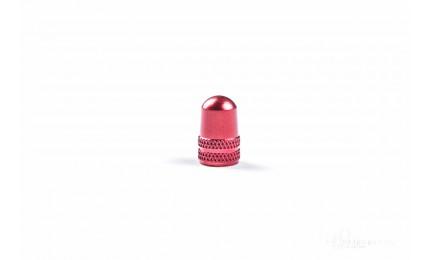 Колпачок на ниппель Alligator schrader 2 шт/уп красный