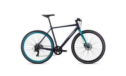 Велосипед Orbea Carpe 40 рама-M Blue-Turquoise