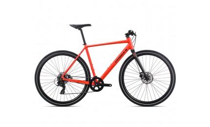 Велосипед Orbea Carpe 40 рама-M Red-Black