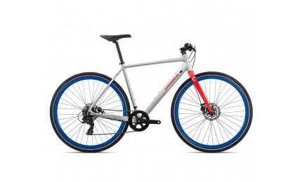 Велосипед Orbea Carpe 40 рама-M White-Red