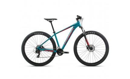 Велосипед Orbea MX 27 50 рама-S Blue-Red
