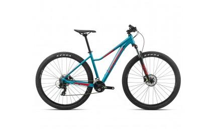 Велосипед Orbea MX 29 ENT 50 рама-L Blue-Red