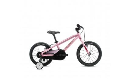 Велосипед дитячий Orbea MX 16 Pink-Blue