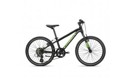 Велосипед дитячий Orbea MX 20 Speed Black-Green