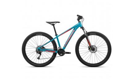 Велосипед підлітковий Orbea MX 27 XC рама-XS Blue-Red