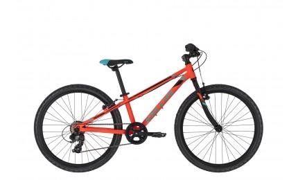 """Велосипед Kellys Kiter 30 24"""" Neon Orange"""