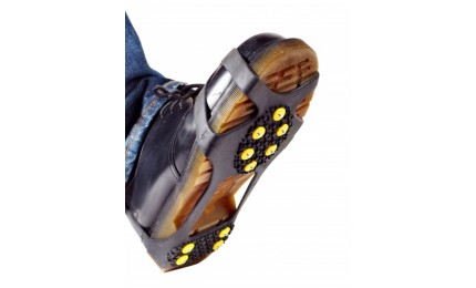 Ледоступы ArtiMate JH 227 размер L (39-46 размер обуви) черный