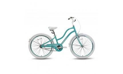 Велосипед PRIDE SOPHIE 24'' бирюзовый