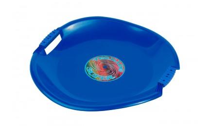 Ледянка-диск PLAST KON TORNADO SUPER синий