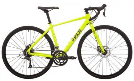 """Велосипед 28"""" Pride ROCX 8.1 рама - S лайм 2019"""